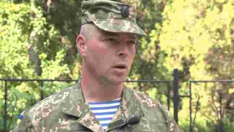 Порошенко присвоїв звання генерал-майора командувачу ВДВ