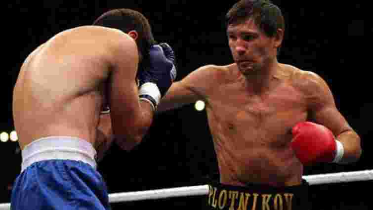 Львівський боксер поступився титулом чемпіона IBF австралійцю