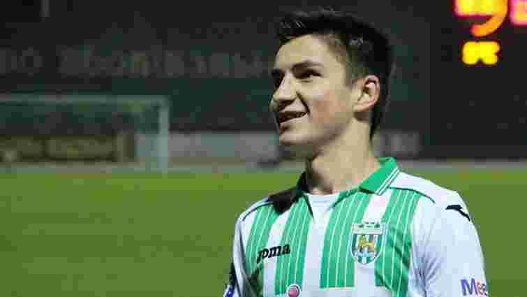 18-річний гравець «Карпат» переходить в іспанську «Севілью»