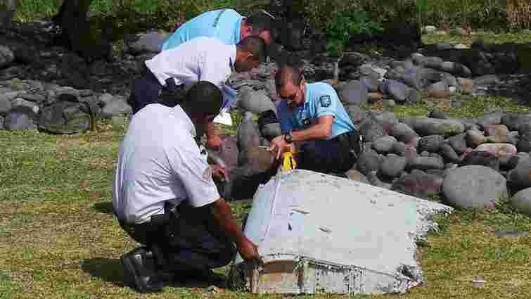 У Малайзії підтвердили, що знайшли уламок літака МН370, який зник у березні 2014 року