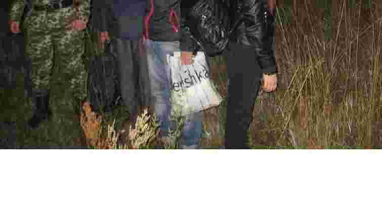На кордоні з Польщею упіймати нелегалів допомагали місцеві мешканці
