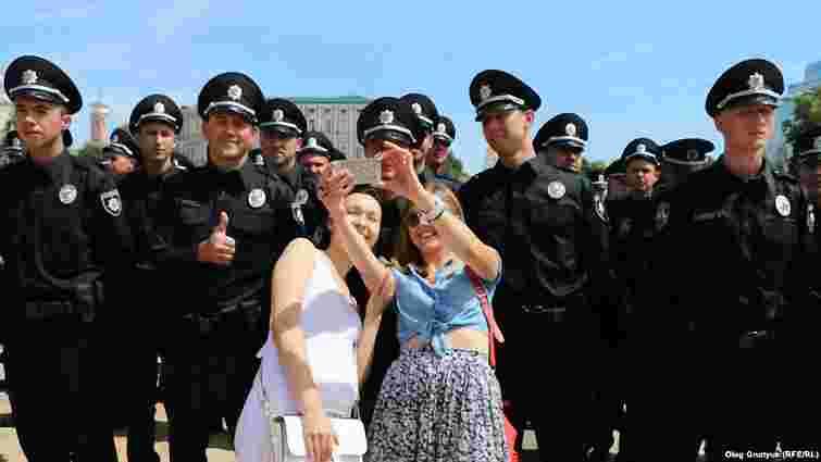 Соціологи з'ясували ставлення киян до нової патрульної поліції