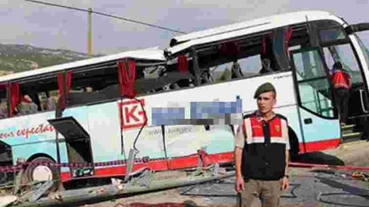 У Туреччині в ДТП потрапив автобус з українцями та росіянами, є загиблі