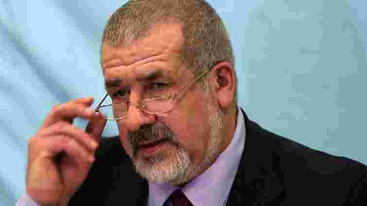 Чубаров вимагає виключити двох колишніх кримських депутатів зі списку зрадників