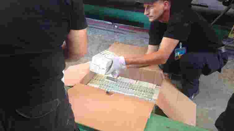 В іллічівському порту прикордонники знайшли акцизних марок на ₴13 млн