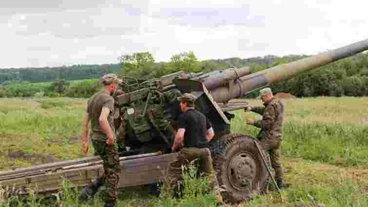 Від початку доби російські найманці 60 разів обстріляли українських бійців, – прес-центр АТО