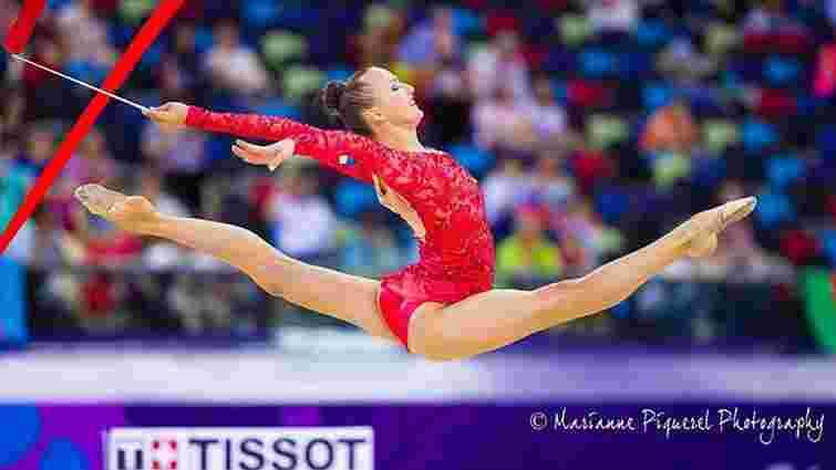 Українка здобула золоту медаль на Кубку світу з художньої гімнастики