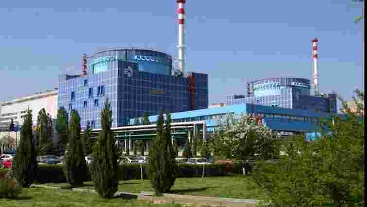 Перший енергоблок Хмельницької АЕС відключили для ремонту