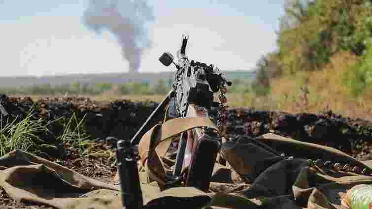 Семеро бійців АТО отримали поранення у бою під Старогнатівкою