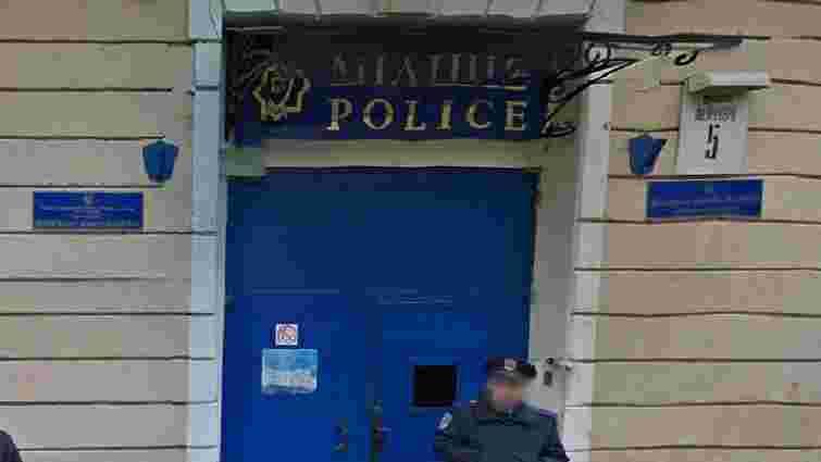 У Львові зафіксували факт катування затриманого у райвідділі міліції