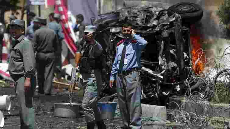 В аеропорту Кабула пролунав потужний вибух