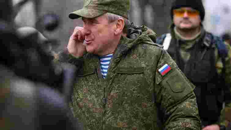 У Міноборони розповіли, навіщо російський генерал з'явився на Донбасі