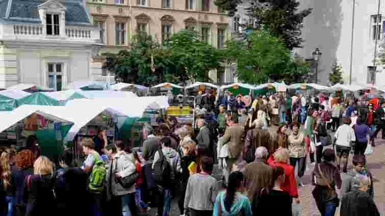 Вхід на  Форум видавців у Львові подорожчає вдвічі