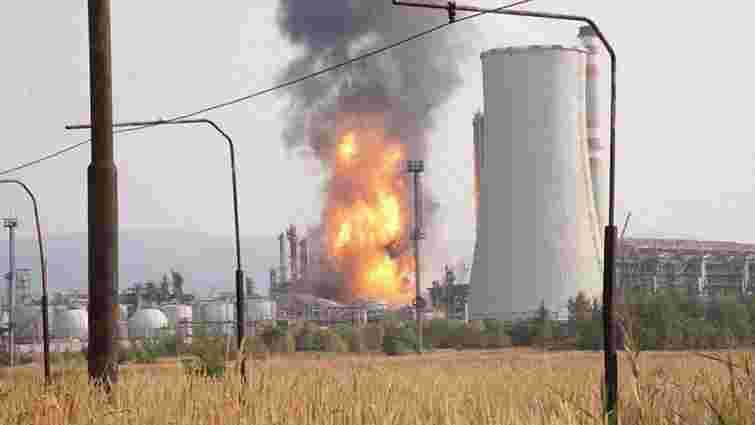 У Чехії сталося два вибухи на хімічному заводі