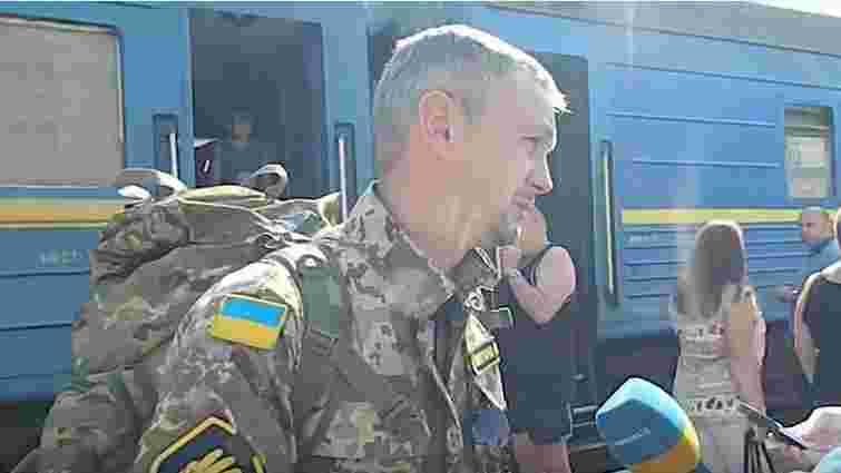 Доброволець з Тернополя хоче відсудити у військкомату ₴100 тис за шкоду репутації
