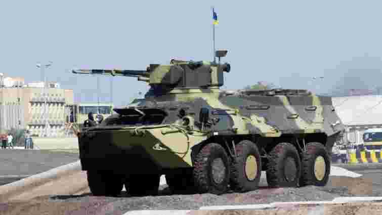 Київський бронетанковий завод планує збільшити виробництво БТР-3е до 30 машин щомісяця