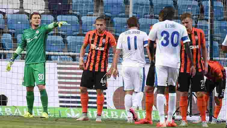 «Дніпро» переміг в Одесі «Шахтар» з рахунком 2:0