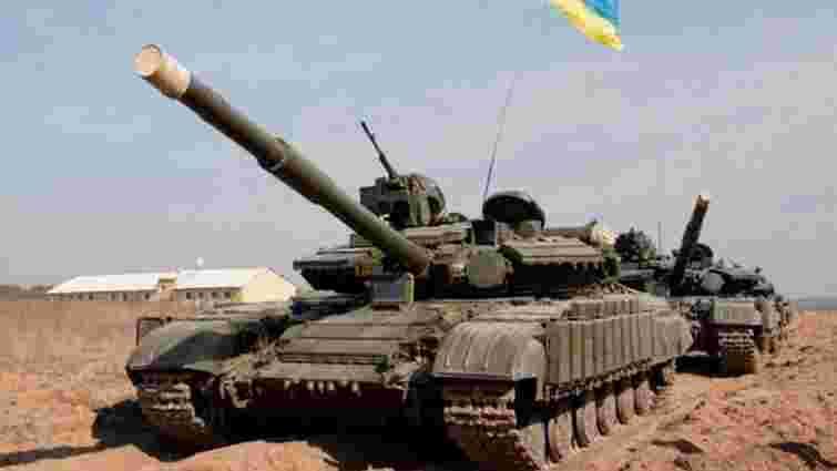 Розвідники виявили танки бойовиків з українською символікою на маріупольському напрямку