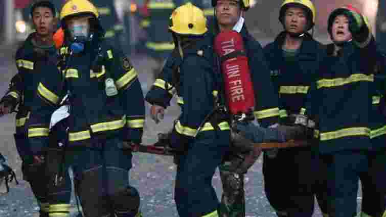 Кількість жертв вибуху в Китаї перевищила 100 осіб