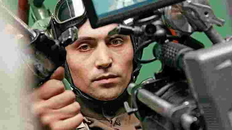 Відомий український актор навчається на Рівненському полігоні