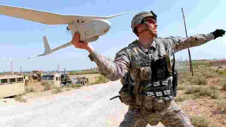 Безпілотники США можуть почати спостережені польоти в небі над Україною