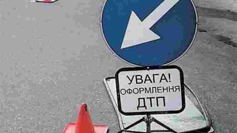 Суддя Вищого господарського суду потрапив в ДТП на Вінничині