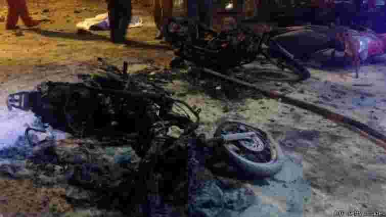 У столиці Таїланду внаслідок вибуху загинуло понад 12 людей