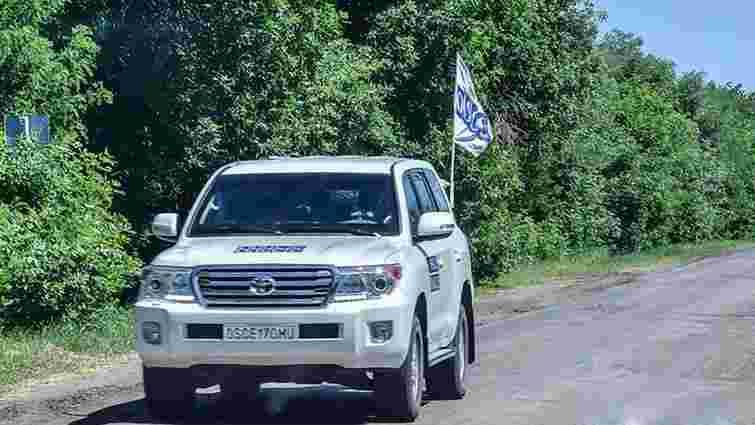 Бойовики ДНР незадоволені діяльністю спостерігачів ОБСЄ