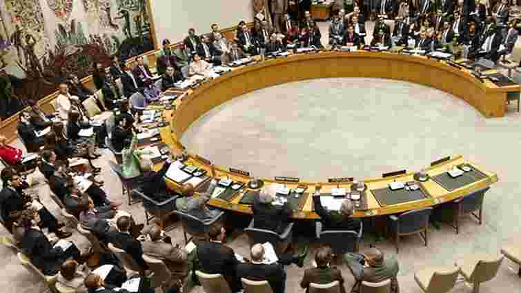 З відмовою від права вето в ООН погодилися вже 40 країн