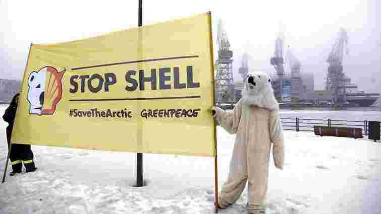 Вашингтон відновив ліцензію Shell на бурові роботи в Арктиці