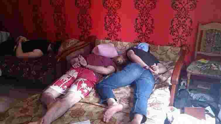 У Києві СБУ затримала п'ятьох громадян РФ, причетних до міжнародного тероризму