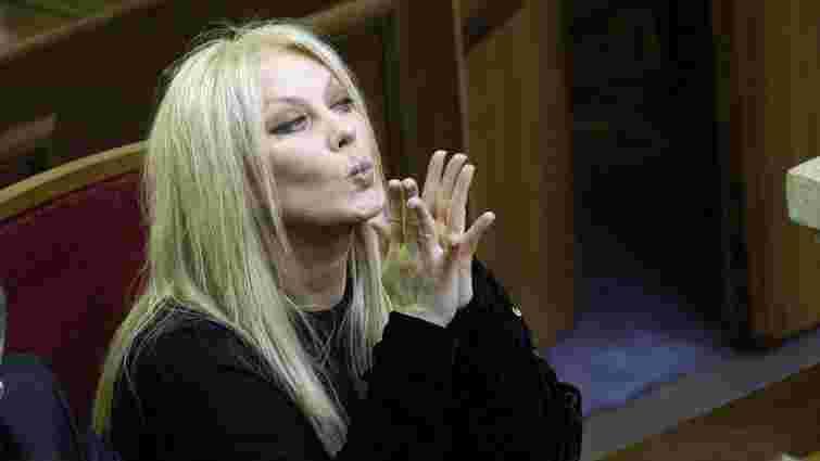 Таісія Повалій заспіває на День Незалежності України