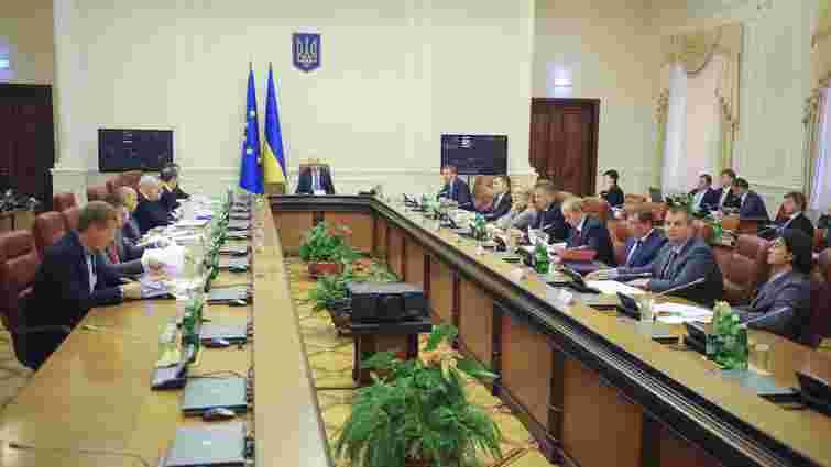 Аваков і Стець влаштували сварку на засіданні уряду