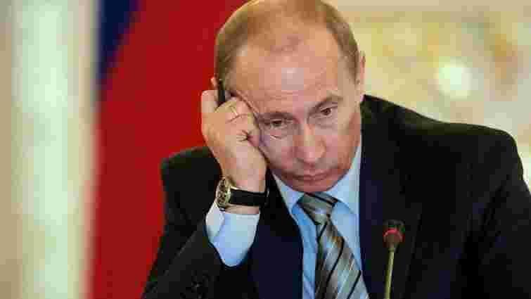 Більшість росіян вважає, що Путіна обдурює оточення – соціологія