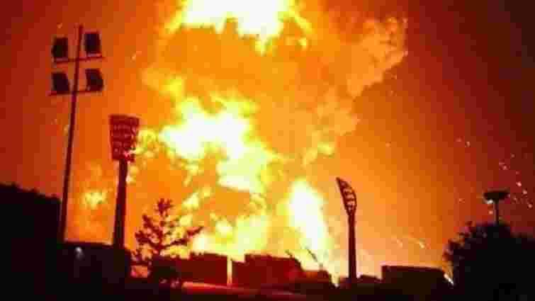 У передмісті Каїра стався вибух
