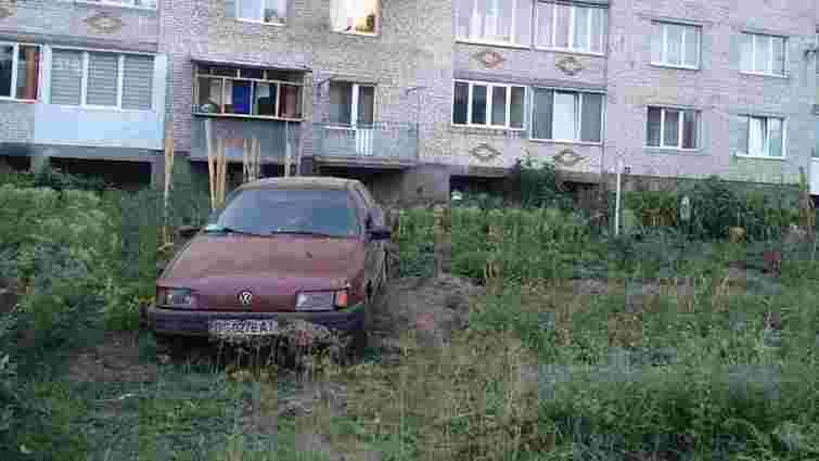 На Львівщині працівник ДАІ після скоєної ним ДТП написав рапорт на звільнення