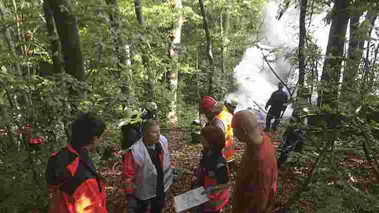Семеро людей загинули внаслідок авіакатастрофи у Словаччині