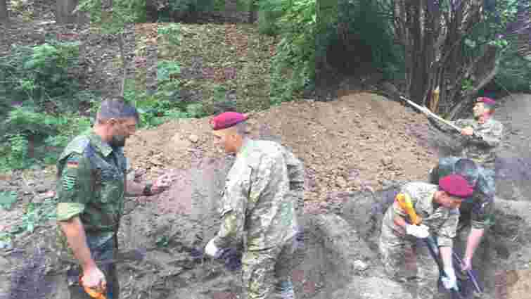На Київщині перепоховають 1315 німецьких солдатів часів Другої світової