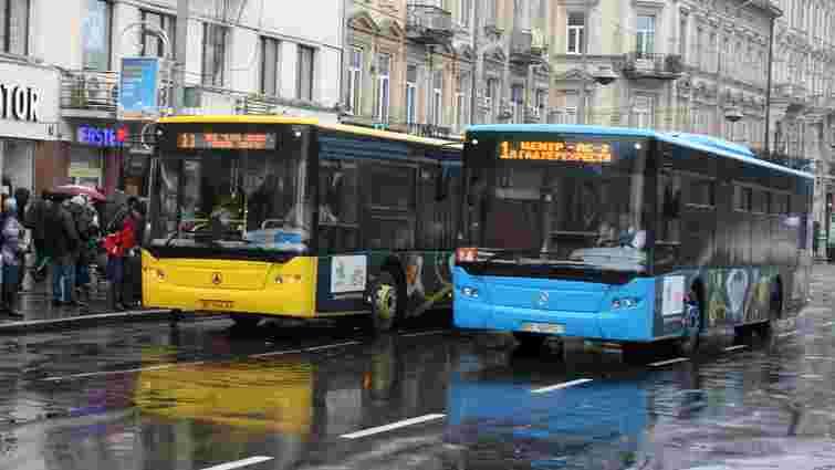 На Львівщині перевізники знизили вартість проїзду на напрямку «Львів-Яворів»