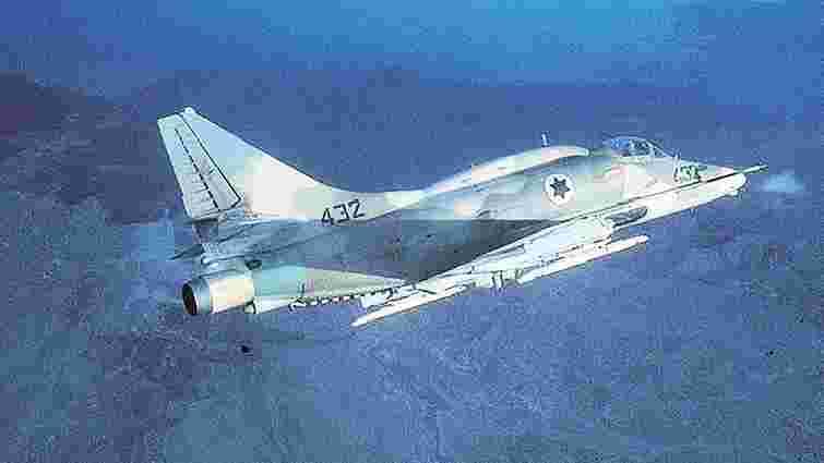 Ізраїльські літаки атакували сирійські позиції
