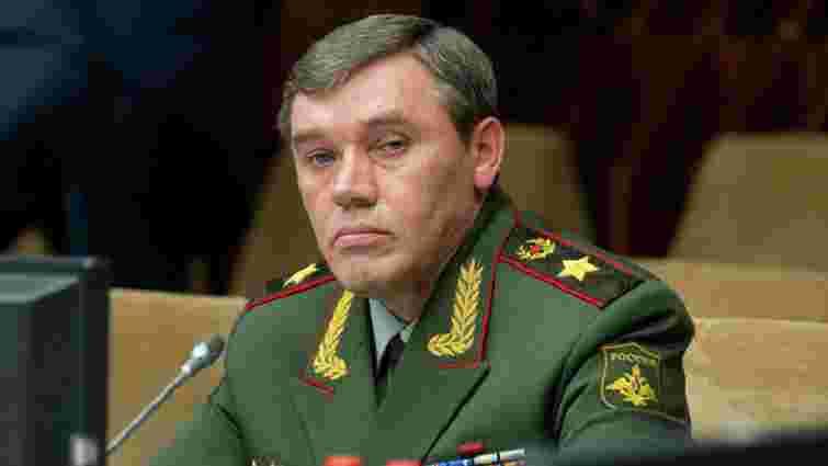 Начальника Генштабу ЗС РФ викликали на допит в українську військову прокуратуру