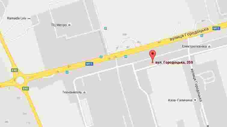 На західній околиці Львова збудують тимчасову автостанцію