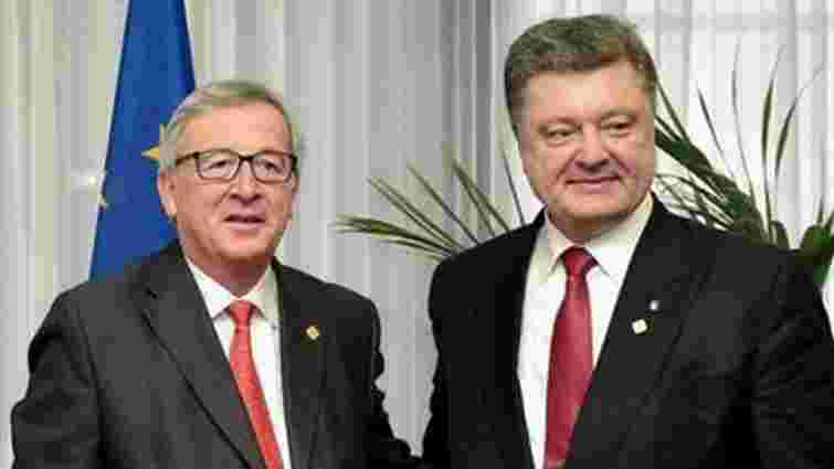 Порошенко закликав ЄС продовжити персональні санкцій проти громадян РФ