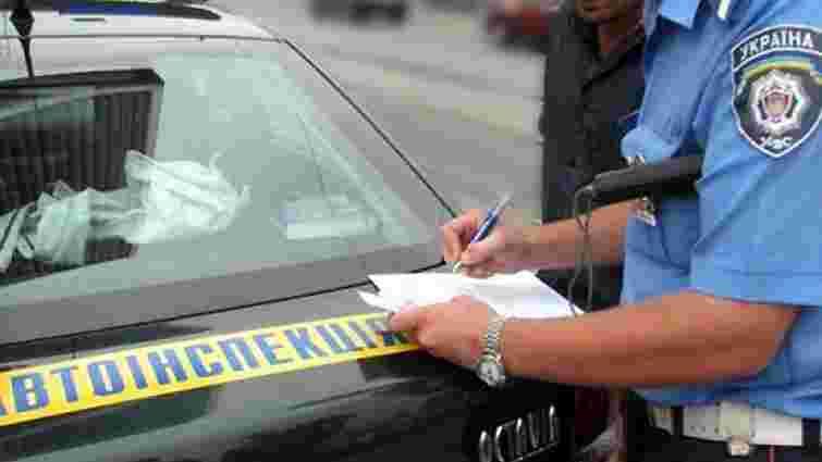 Українським водіям дозволять тричі на рік порушувати правила без сплати штрафів