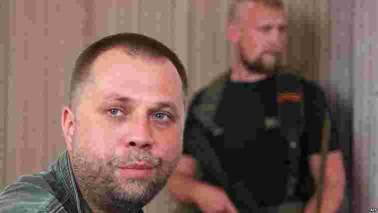 Колишній лідер «ДНР» створює в Росії «Союз добровольців Донбасу»