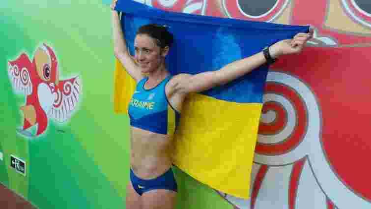 Україна здобула першу медаль на чемпіонаті світу з легкої атлетики