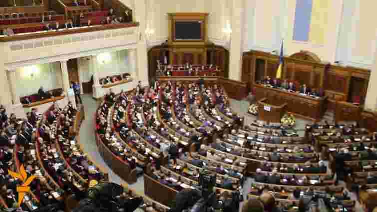 Парламент може втратити право висловлення недовіри генпрокурору