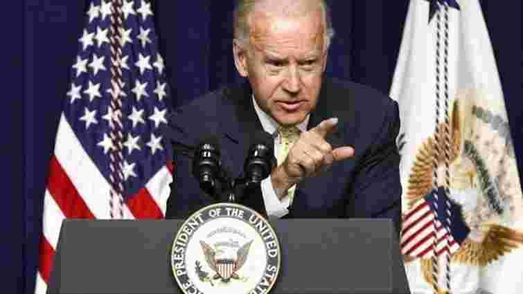 Віце-президент США розкритикував наміри донецьких сепаратистів розширити підконтрольні території