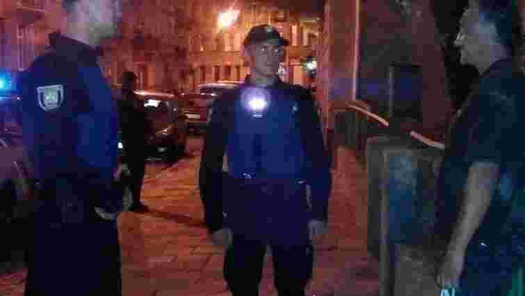 Один вечір з життя львівської поліції