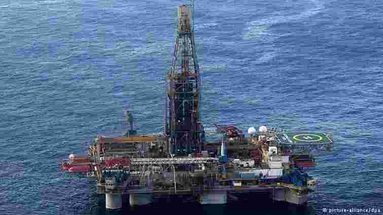 Біля узбережжя Єгипту виявили великі поклади газу